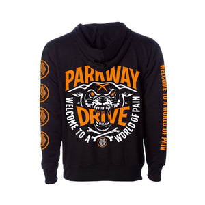 Parkway Drive - World Of Pain Pullover Hoodie