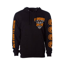 Load image into Gallery viewer, Parkway Drive - World Of Pain Pullover Hoodie