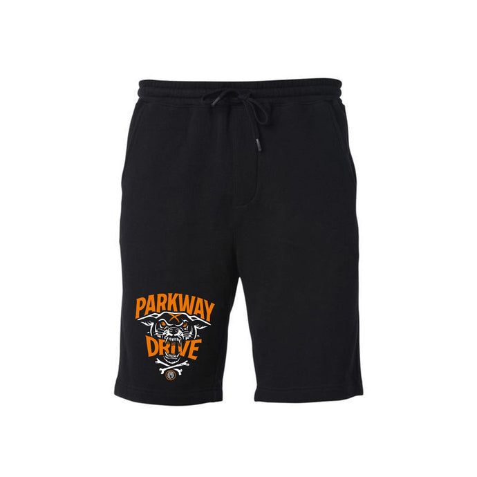 Parkway Drive - World Of Pain Fleece Shorts