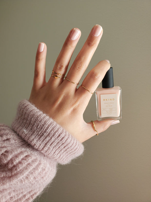 BKIND Nail Polish (French Pink)
