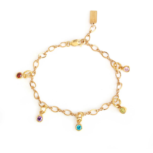 Wilma Multicoloured Bracelet