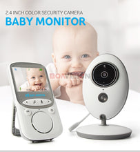 Load image into Gallery viewer, Wireless LCD Audio Video Baby Monitor