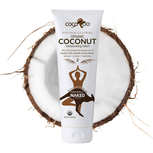 CocoRoo - Naturally Naked Moisturizer