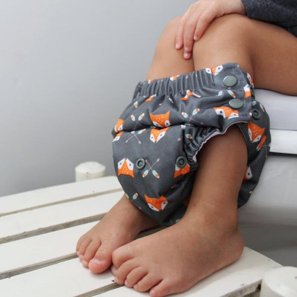 Buttons Diapers - Cloth Trainers - Wayfaring Baby