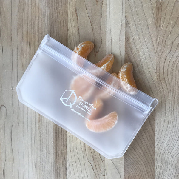 Planet Wise - Leakproof Snack Bags | ALL SIZES - Wayfaring Baby