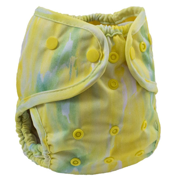 Buttons Diapers Cover - One Size