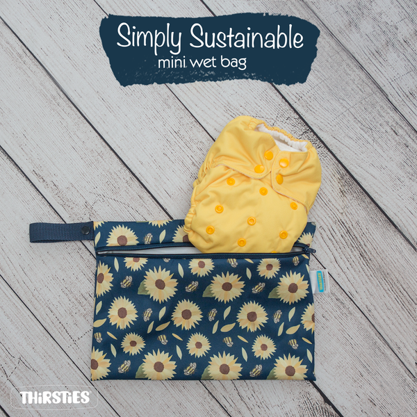 Thirsties - Simply Sustainable Mini Wetbag