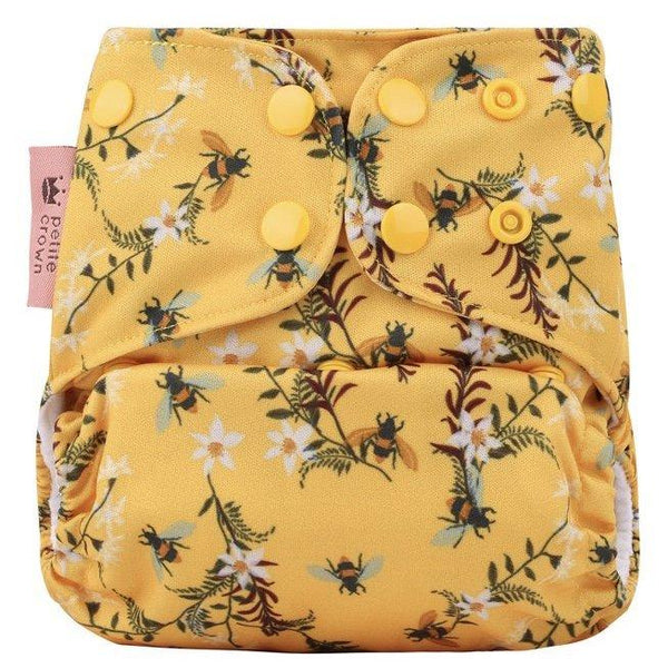 Petite Crown - Packa Pocket Diaper - Wayfaring Baby