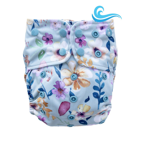 Lighthouse Kids Company - Swim Diaper | Diaper Cover - Wayfaring Baby