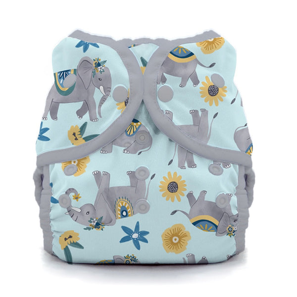 Thirsties Size 1 Duo Wrap Cover - Wayfaring Baby