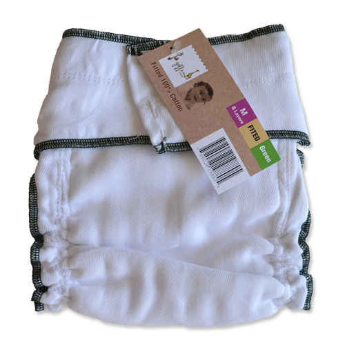 Geffen Fitted Diapers - Wayfaring Baby
