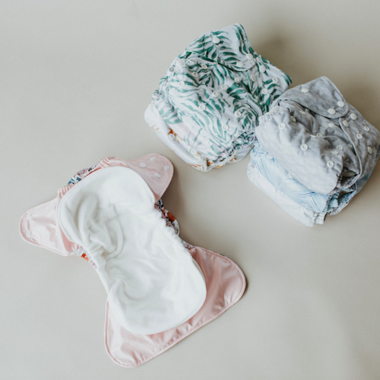 Bare and Boho - Hemp + Organic Cotton Insert - Wayfaring Baby