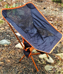 Sling back Camping chair for urban sketchers