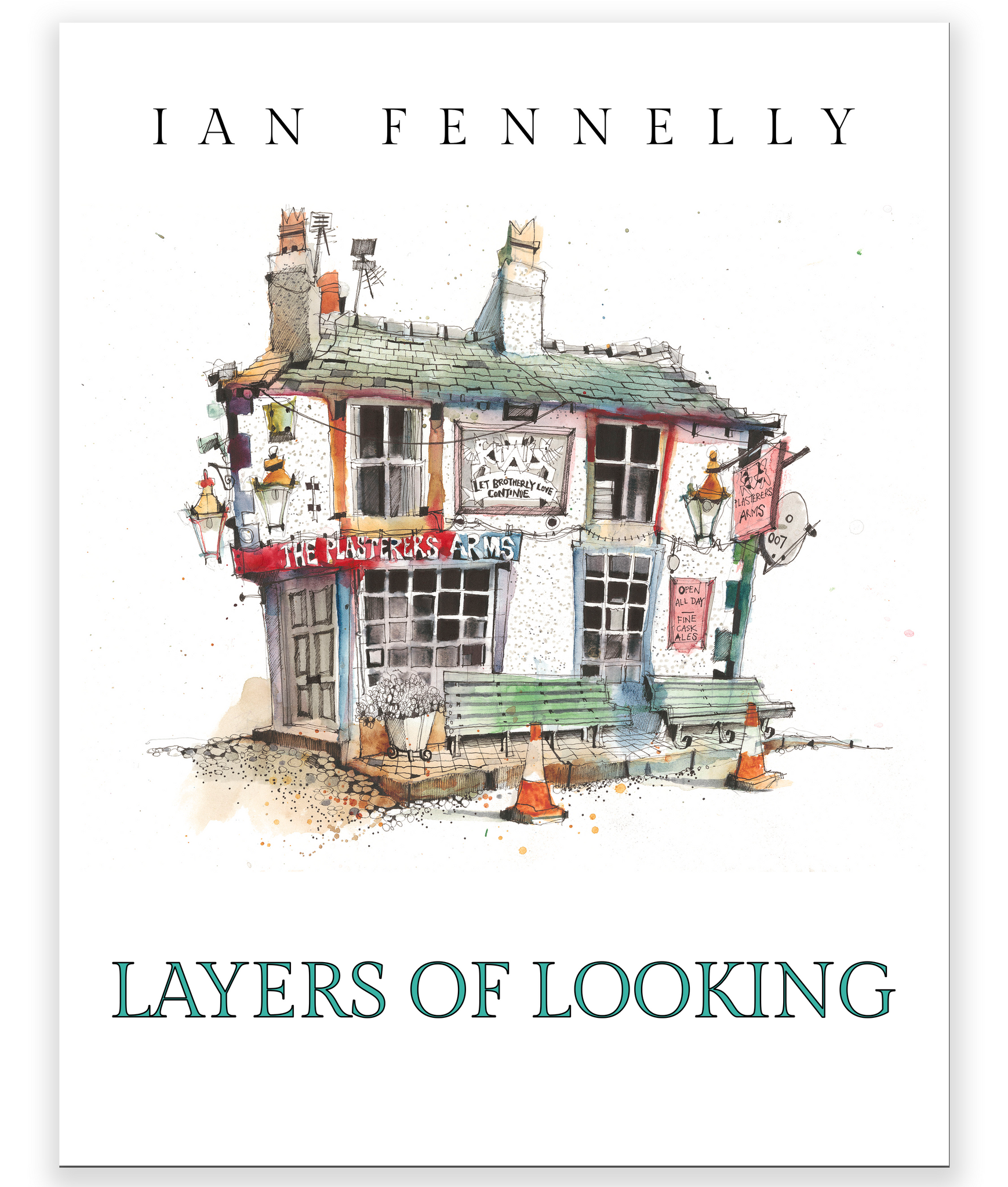 Layers of Looking, new book by Ian Fennelly