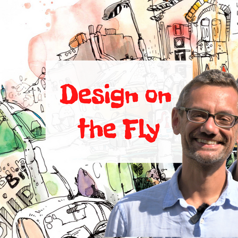 Design on the Fly Online Workshop