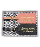 Honeymoon Bound Luggage Tags - elrileygifts