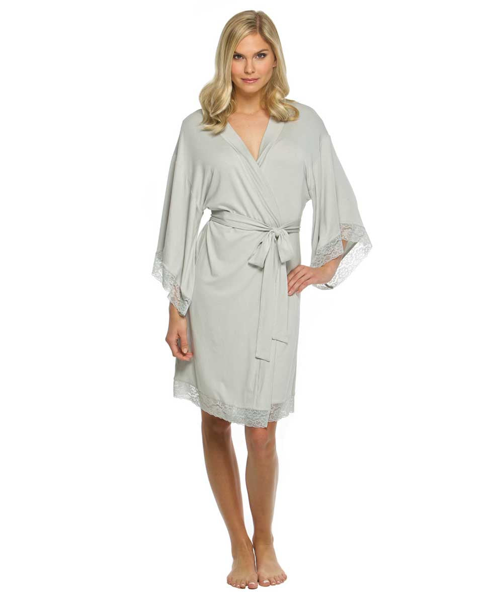JERSEY LACE ROBE - elrileygifts
