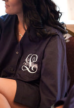 Monogrammed Button Down Shirt - elrileygifts