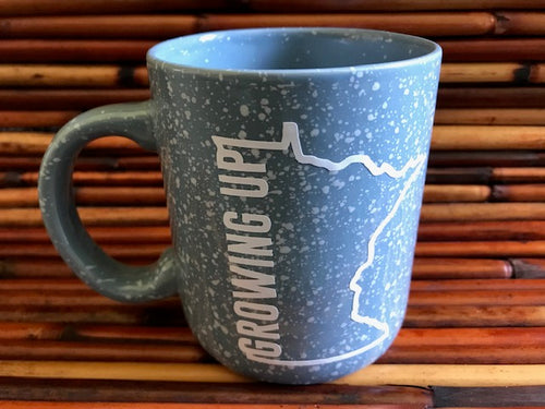 Growing up Minnesota Coffee Mug