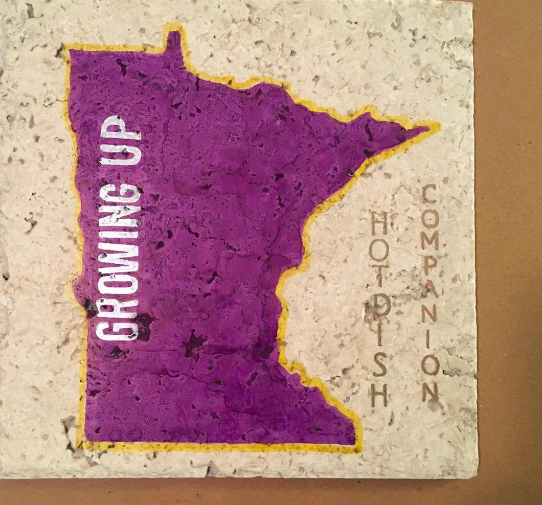 Growing Up Minnesota Trivet