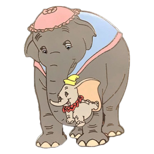 Animal Parents - Mrs. Jumbo and Dumbo