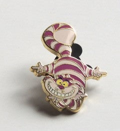 Acme/ Artland Cutout Series - Cheshire Cat Pin