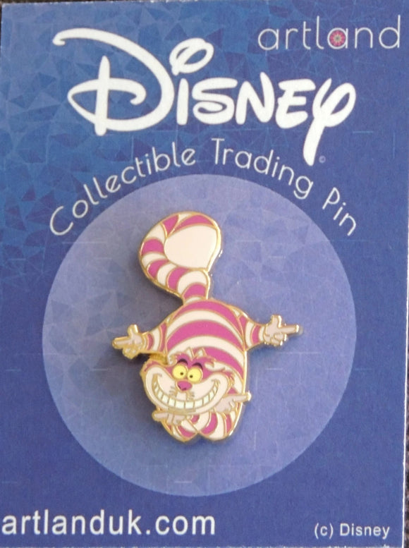 Acme/Artland Cutout Series - Cheshire Cat Pin