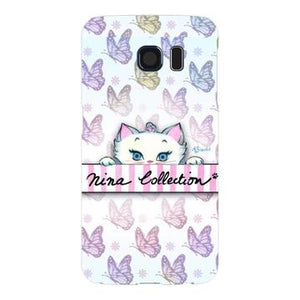 Nina Peeking - Samsung Case