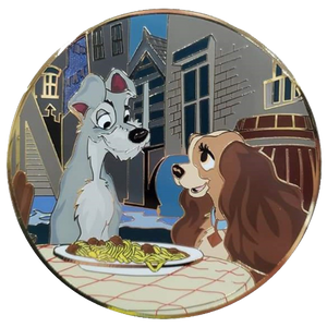 Golden Magic Series - Lady and the Tramp