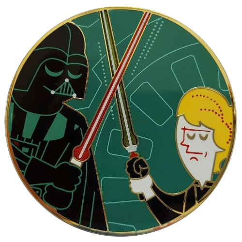Golden Magic Series - Star Wars Father and Son