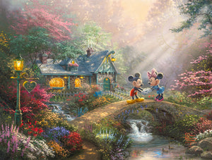 Mickey and Minnie – Sweetheart Bridge