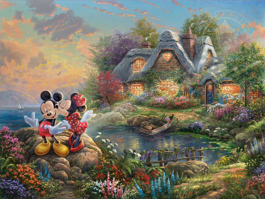 Mickey and Minnie – Sweetheart Cove