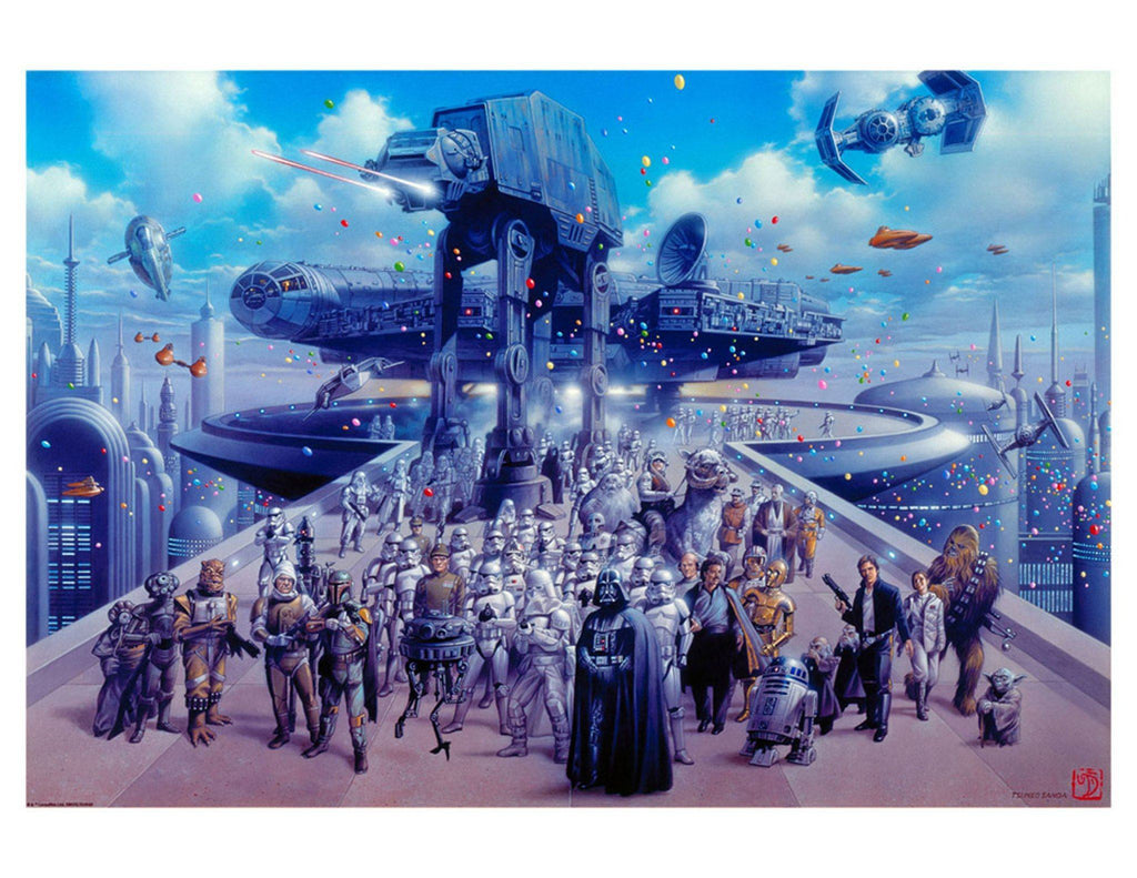 Cloud City Celebration