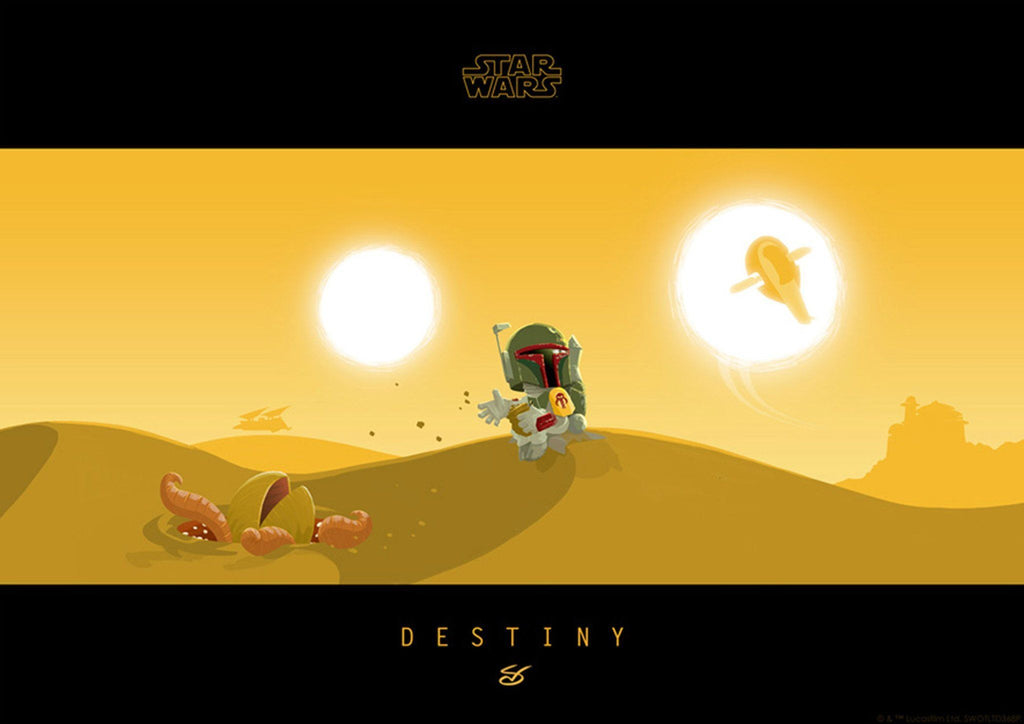 Little Boba's Destiny