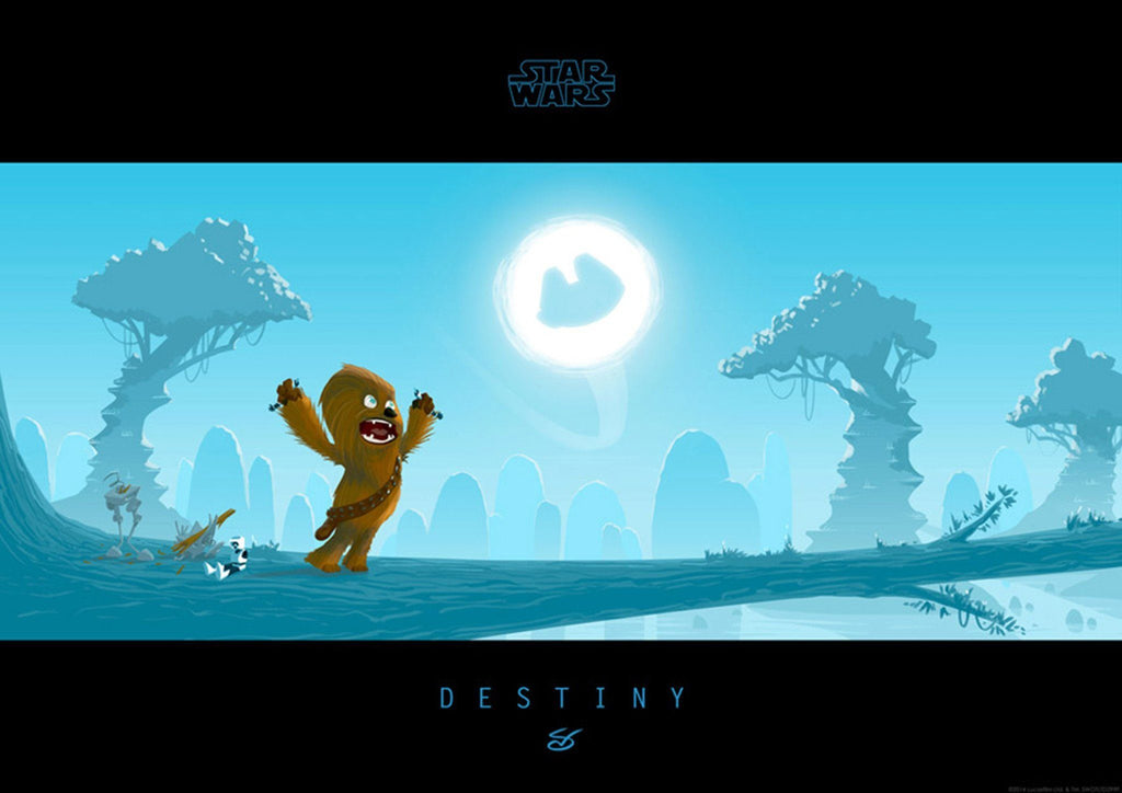 Little Chewie's Destiny