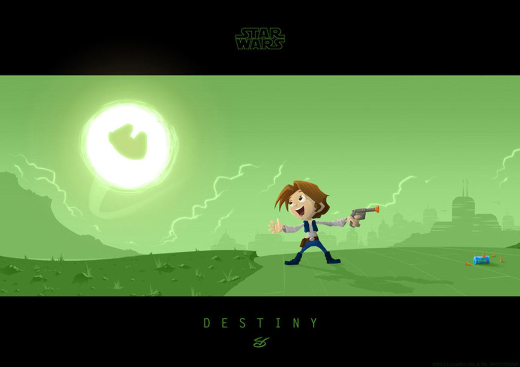 Little Han's Destiny