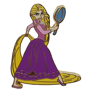 Rapunzel with Frying Pan