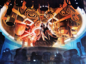 Star Wars - Take Your Prize by Brian Rood; lithograph art on paper