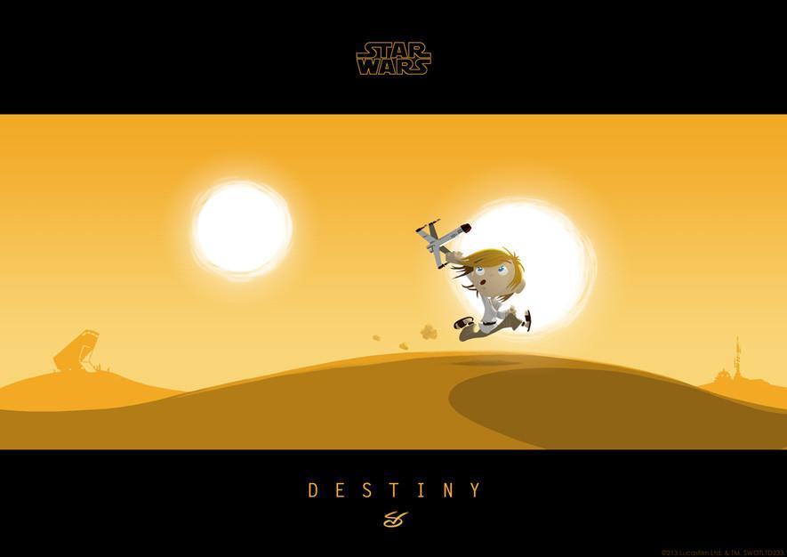Little Luke's Destiny