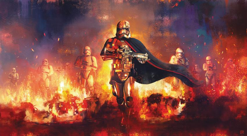 The Phasma Command