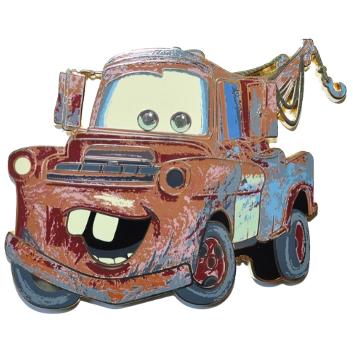 Special Release #1 - Cars - Tow Mater