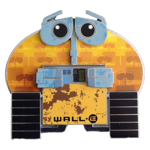 Studio Art Archives Series - Wall-E