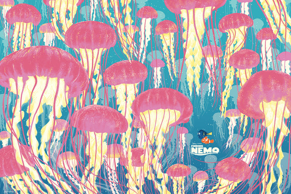 Finding Nemo - Jellyfish