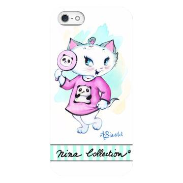 Nina Panda - iPhone Case