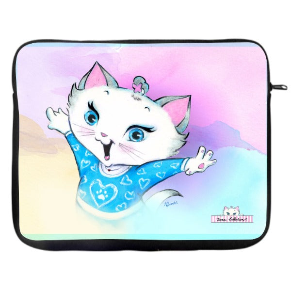 Nina Gymnast - Laptop Case