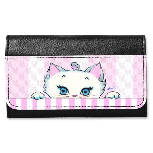 Nina Peeking - Sunglasses Case