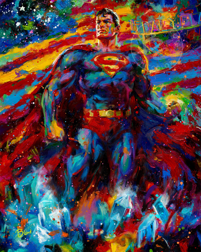 Superman – Last Son of Krypton