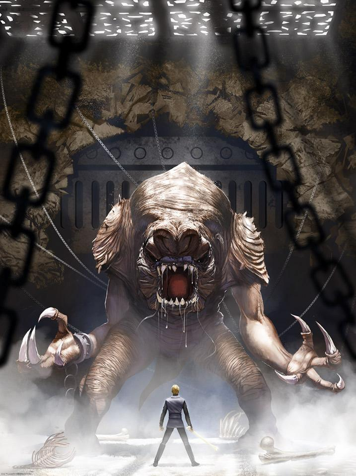 Rancor's Wrath