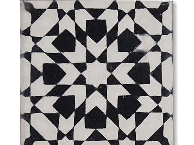 Encaustic Tile- Ibiza