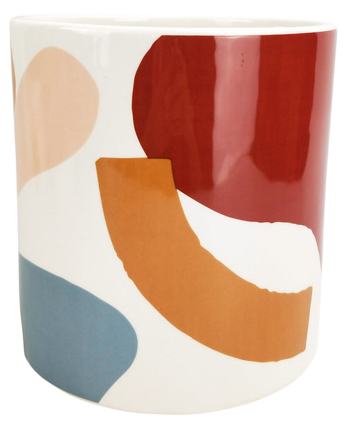 Elena Abstract Planter